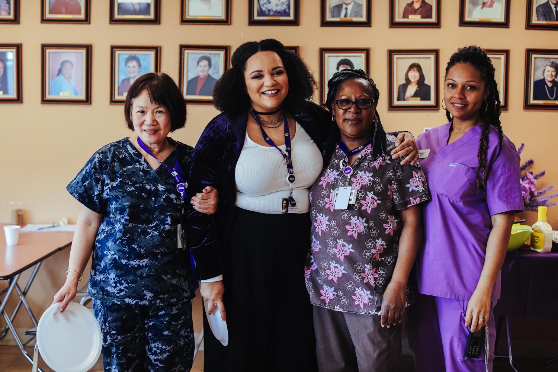 SEIU Healthcare's diverse Nursing Division